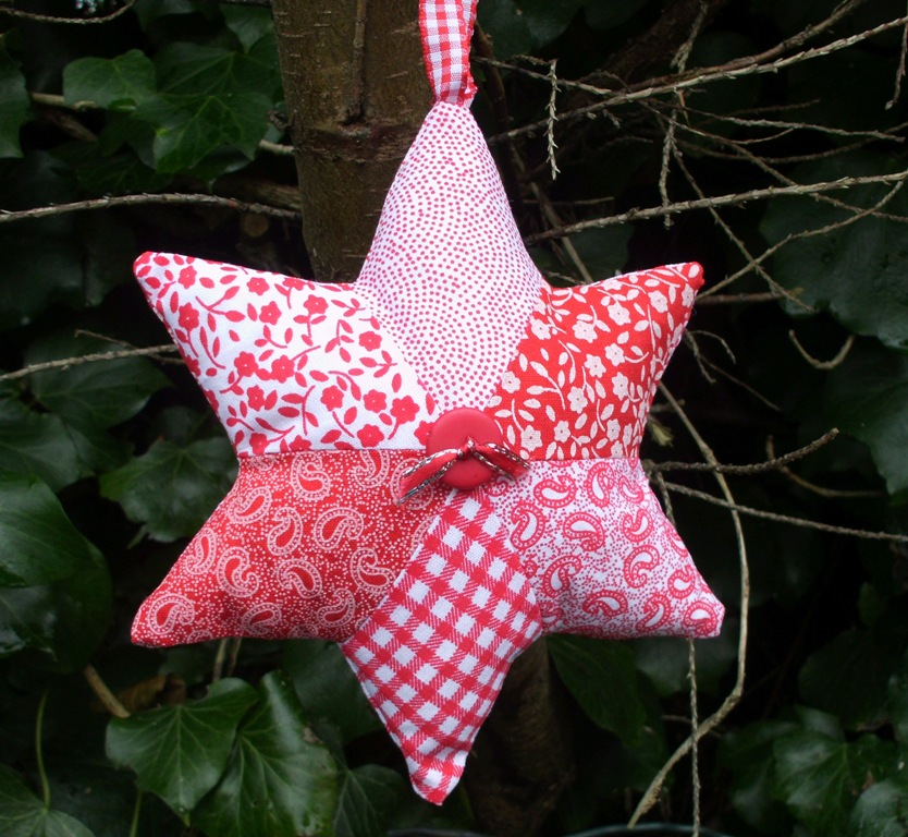 How To Make A Patchwork Star