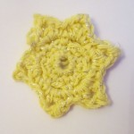 crocheted flower tutorial pointed petals