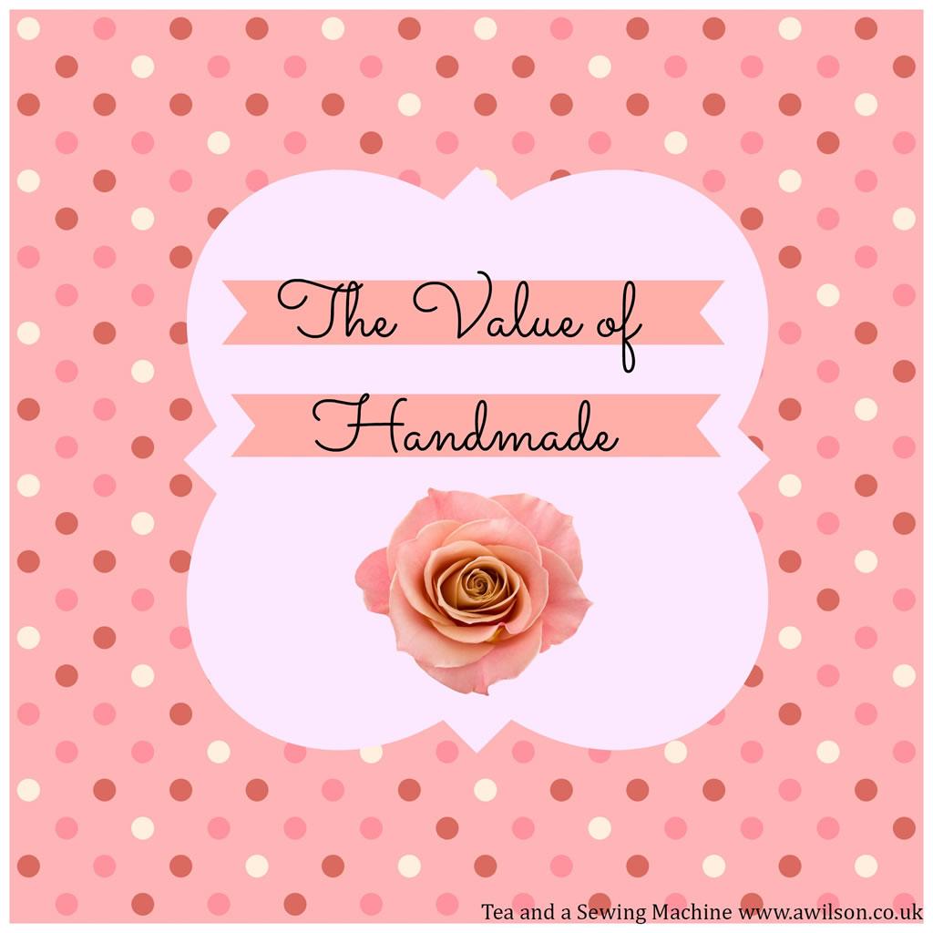value of handmade