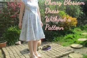 dress without a pattern