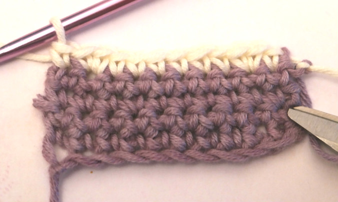increasing and decreasing stitches in crochet