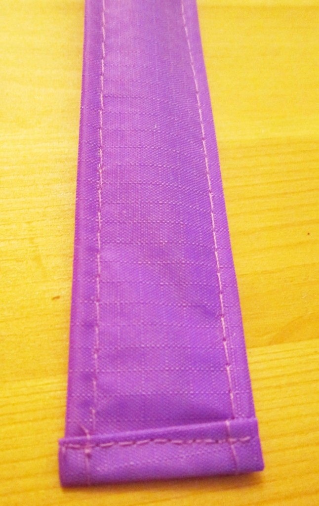 how to make a carry strap for a stroller