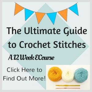 ultimate guide to crochet stitches