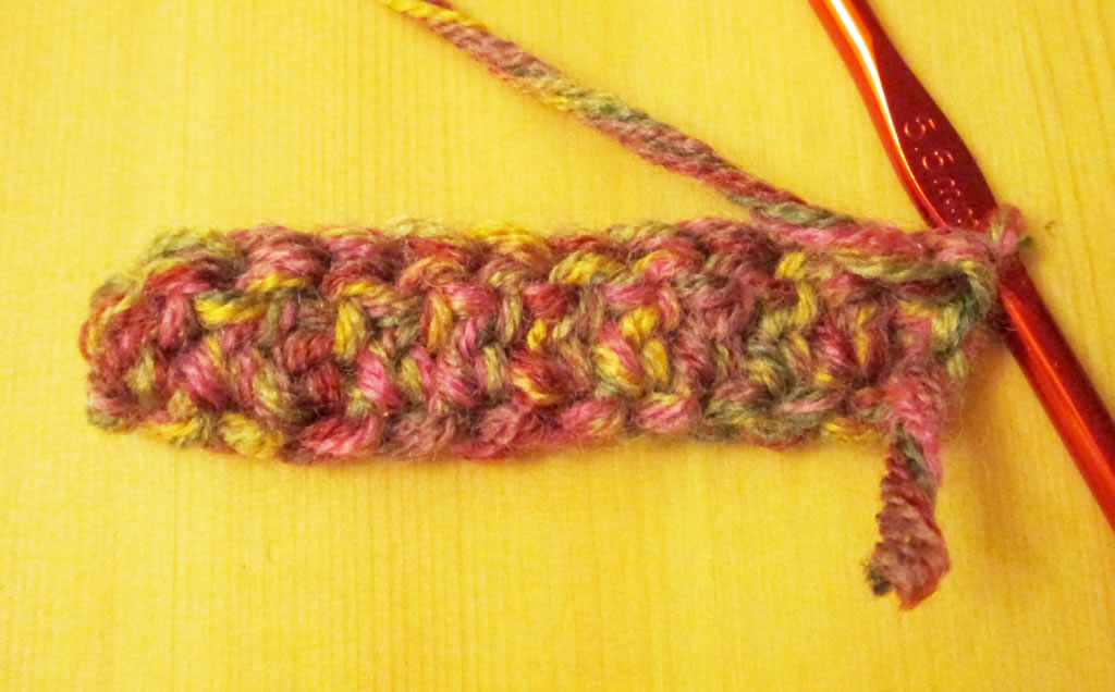 how to crochet cable stitch