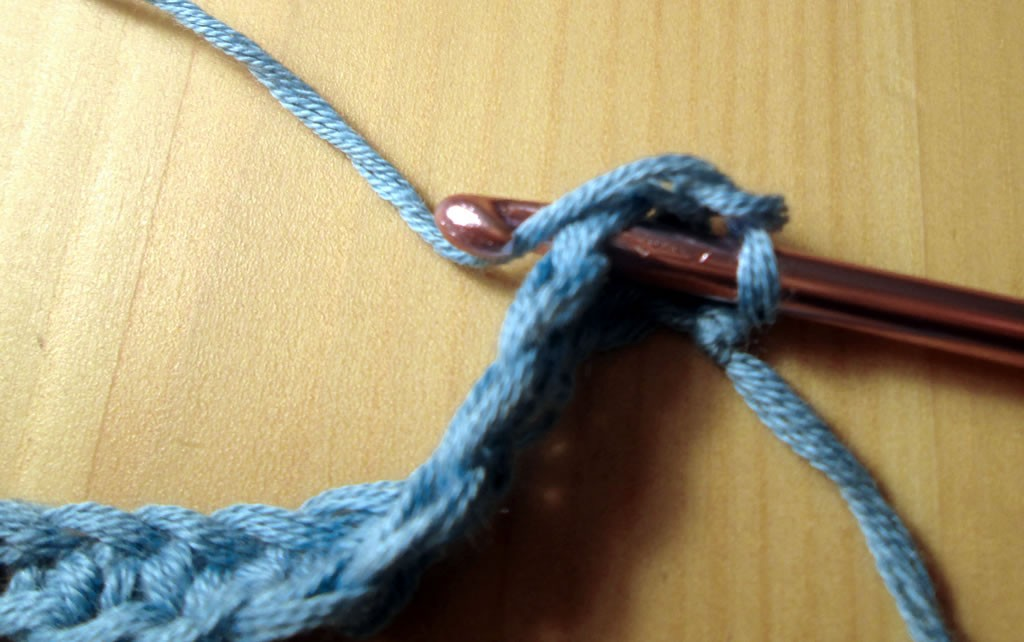 crochet for beginners how to do double crochet