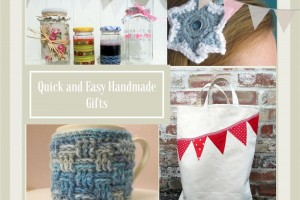 quick and easy handmade gift ideas