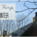best things about winter