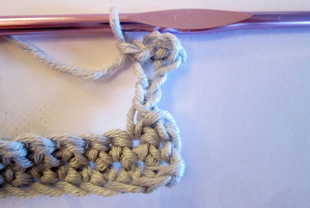 how to crochet picot edging