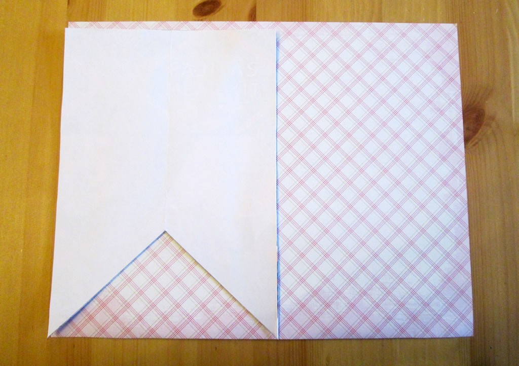 how to make paper bunting tutorial easy instructions template