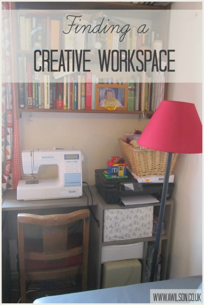 finding a creative workspace