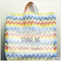 storage bag grid