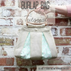 small round bag tutorial tilda stitch craft create
