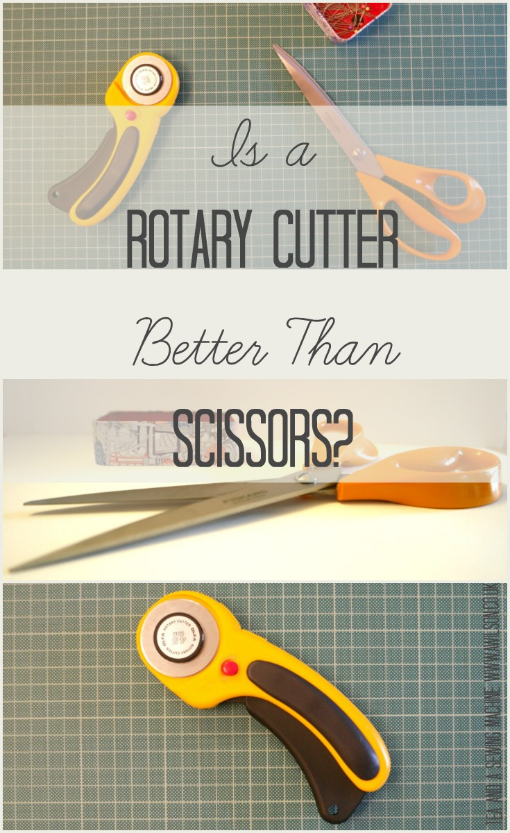 rotary cutter or scissors which is best