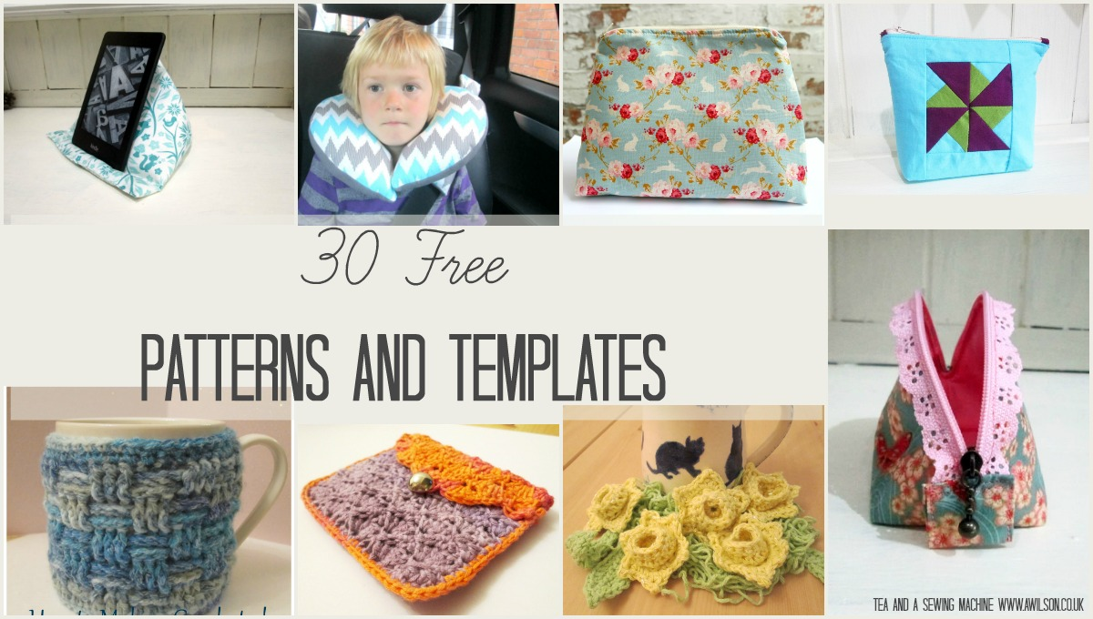 free patterns templates