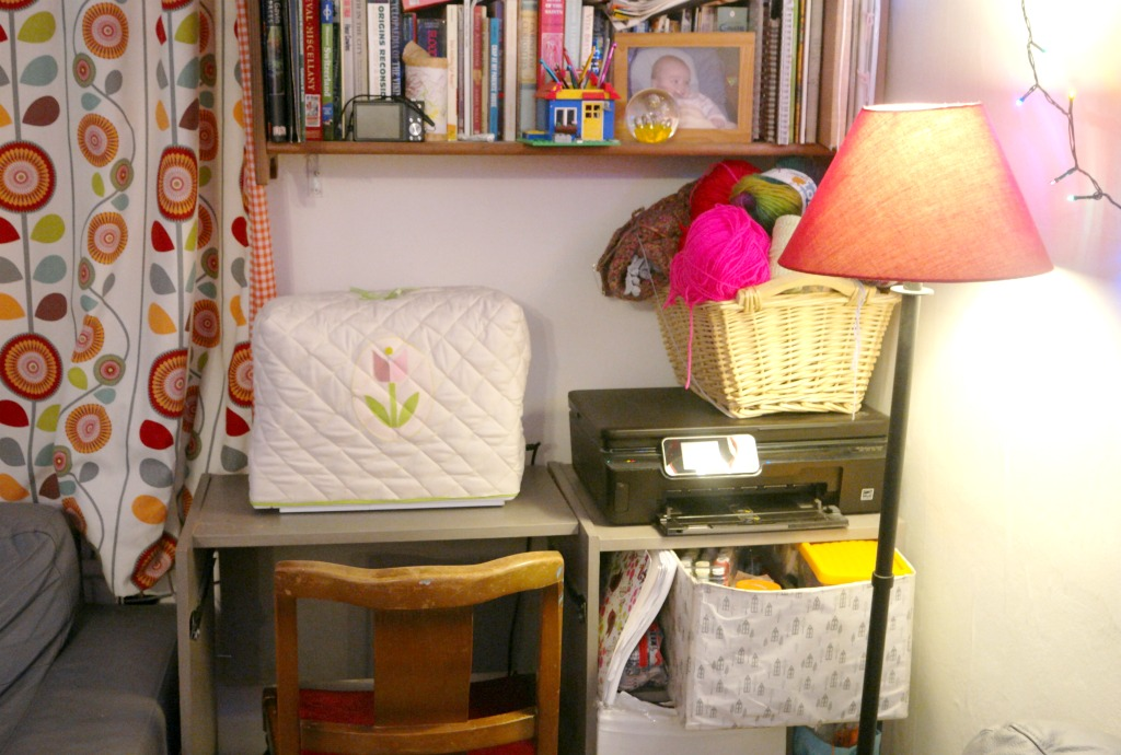 finding space to sew in a small house tips for successful sewing