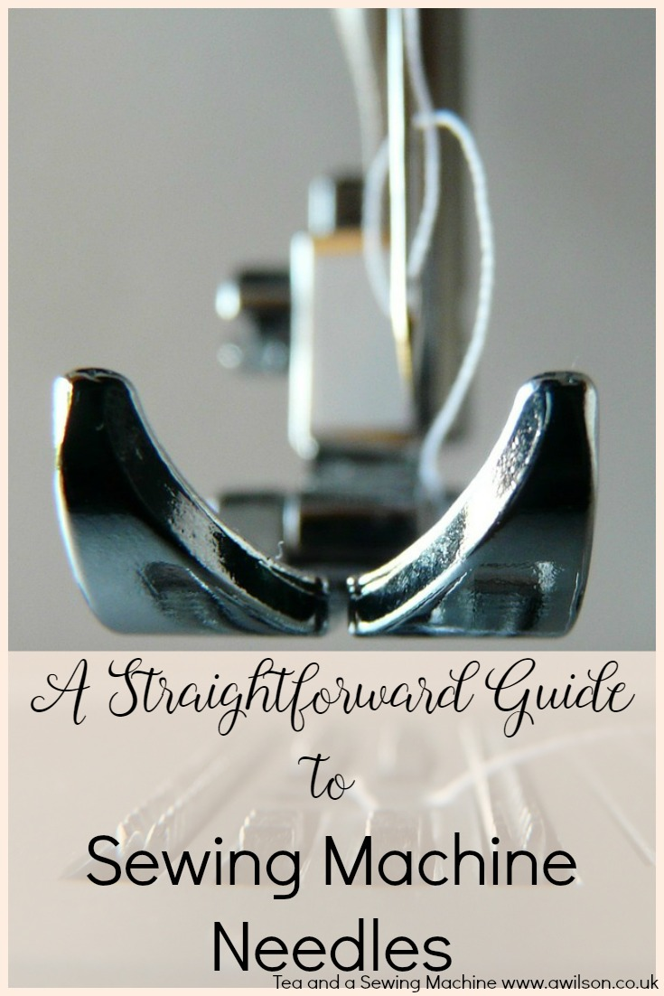 guide to sewing machine needles which needle to use
