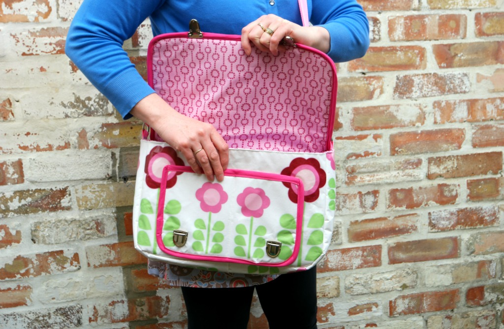 how to sew a satchel tutorial messenger bag changing bag bag for college school