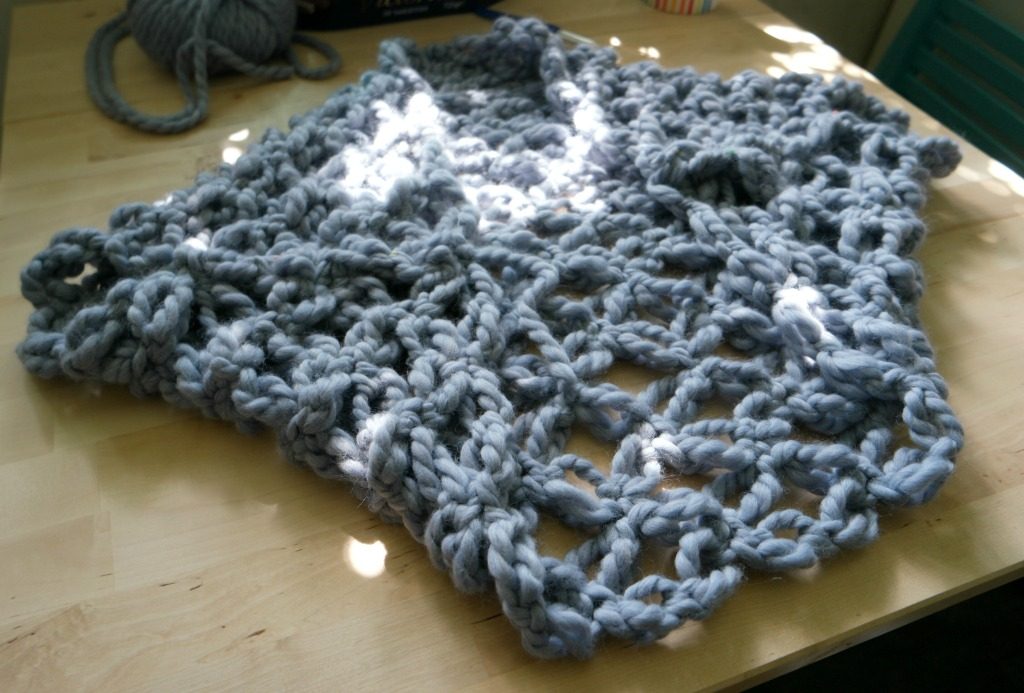 easy crocheted cardigan tutorial solomons knots