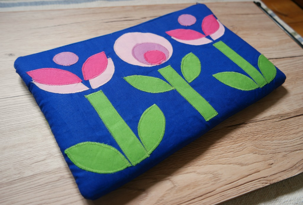 how to sew a laptop sleeve