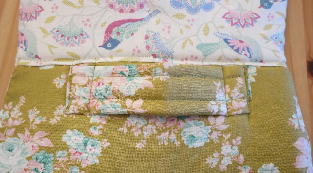 how to sew a little house bag tilda blog hop harvest collection