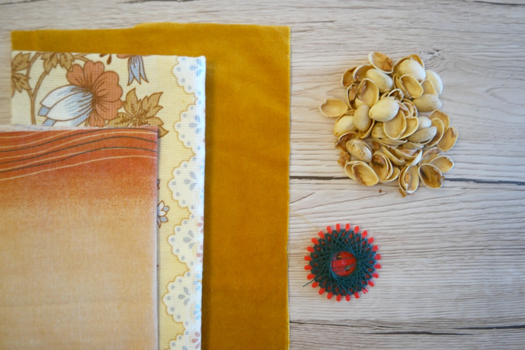 easy to sew pumpkins