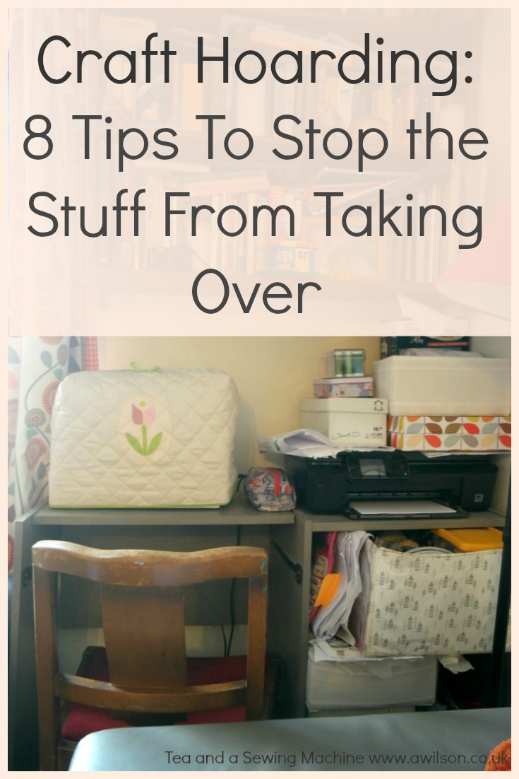 craft hoarding how to stop the stuff from taking over