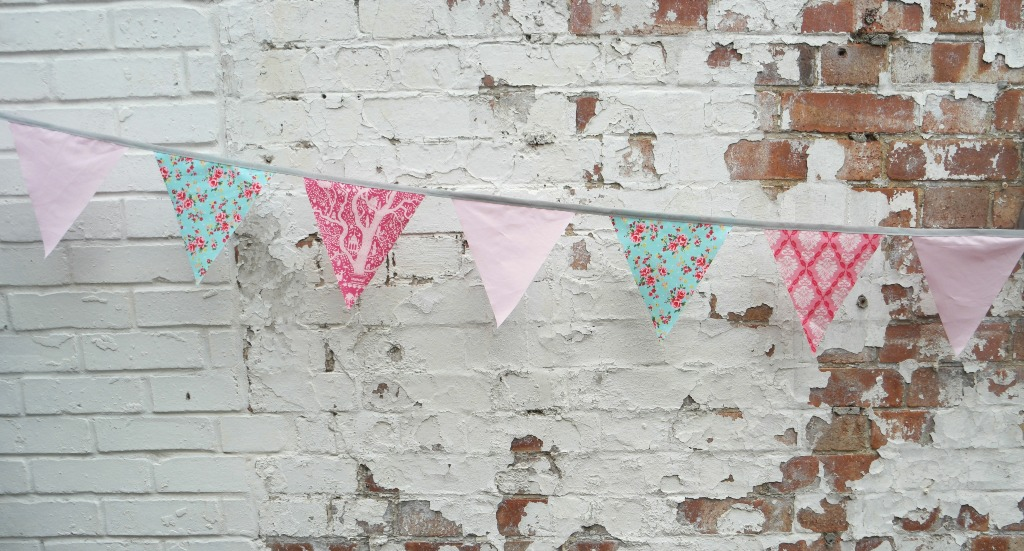 june challenge year of bunting
