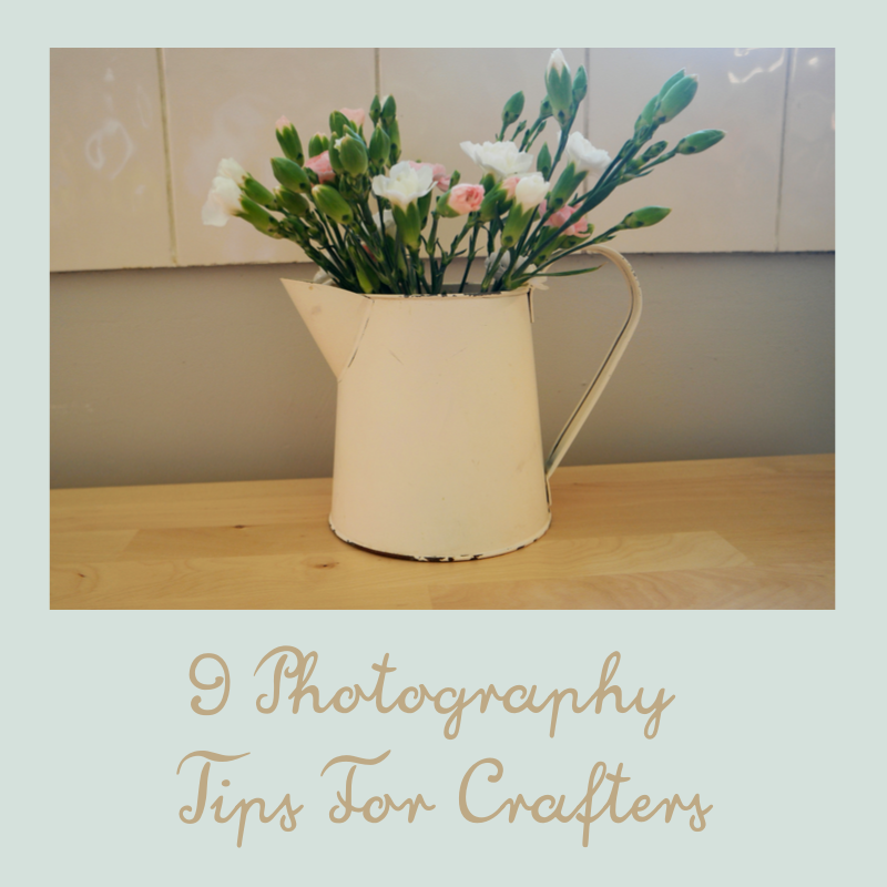 9 Photography Tips For Crafters