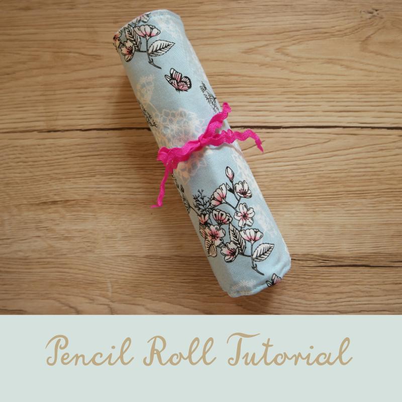 pencil roll tutorial
