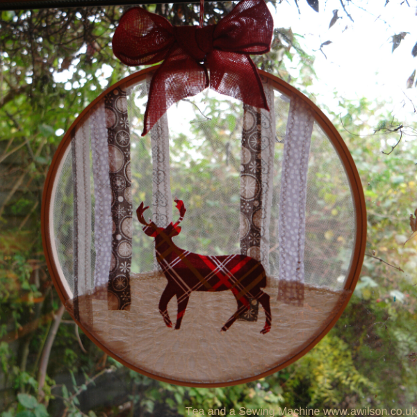 easy christmas decorations blog hop