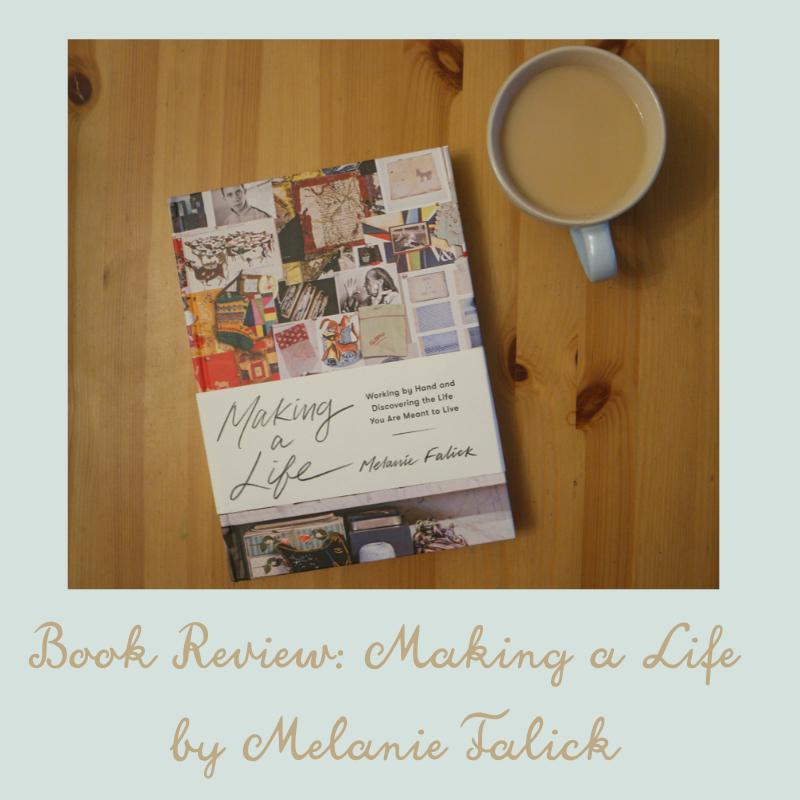 book review making a life melanie falick