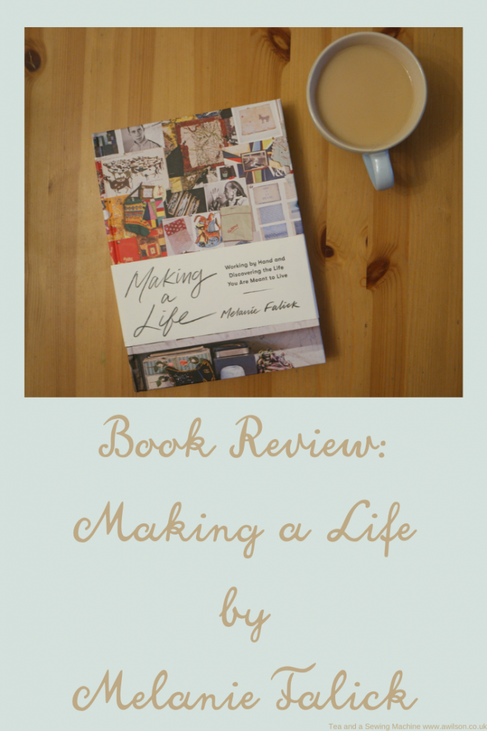 book review making a life melanie falick