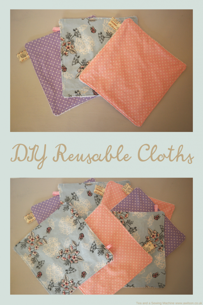 diy resuable cloths