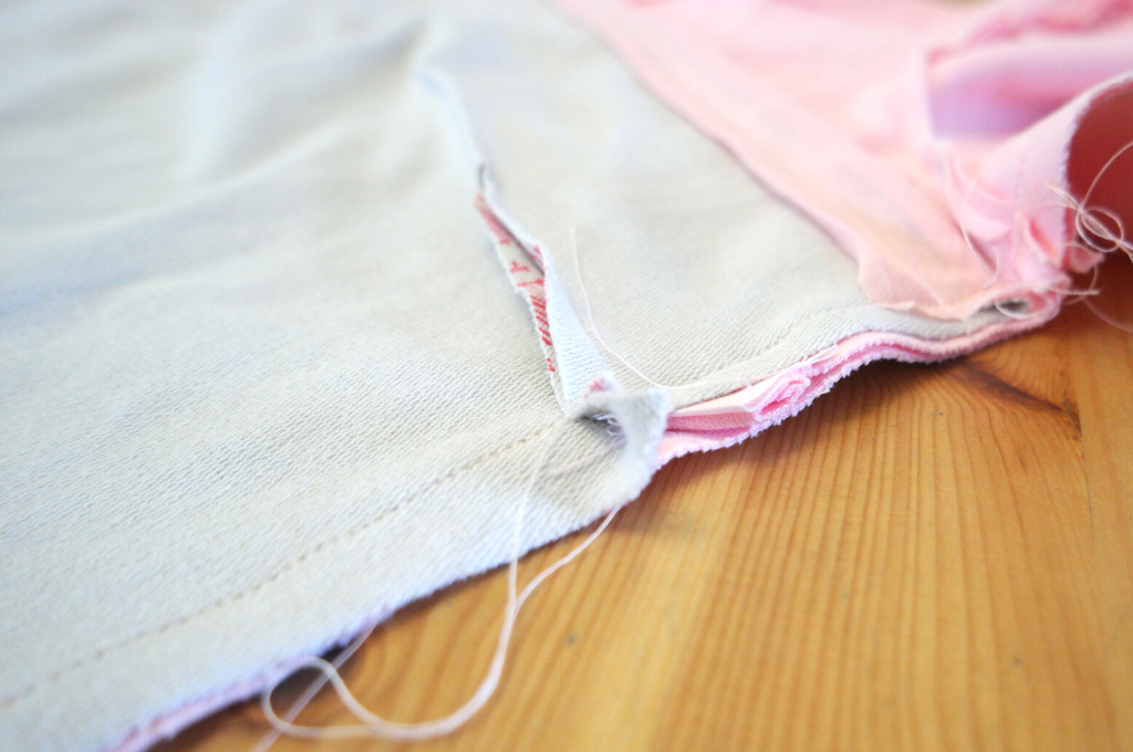 Tips for sewing with knits