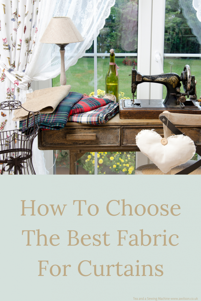 How To Choose The Best Fabric For Curtains