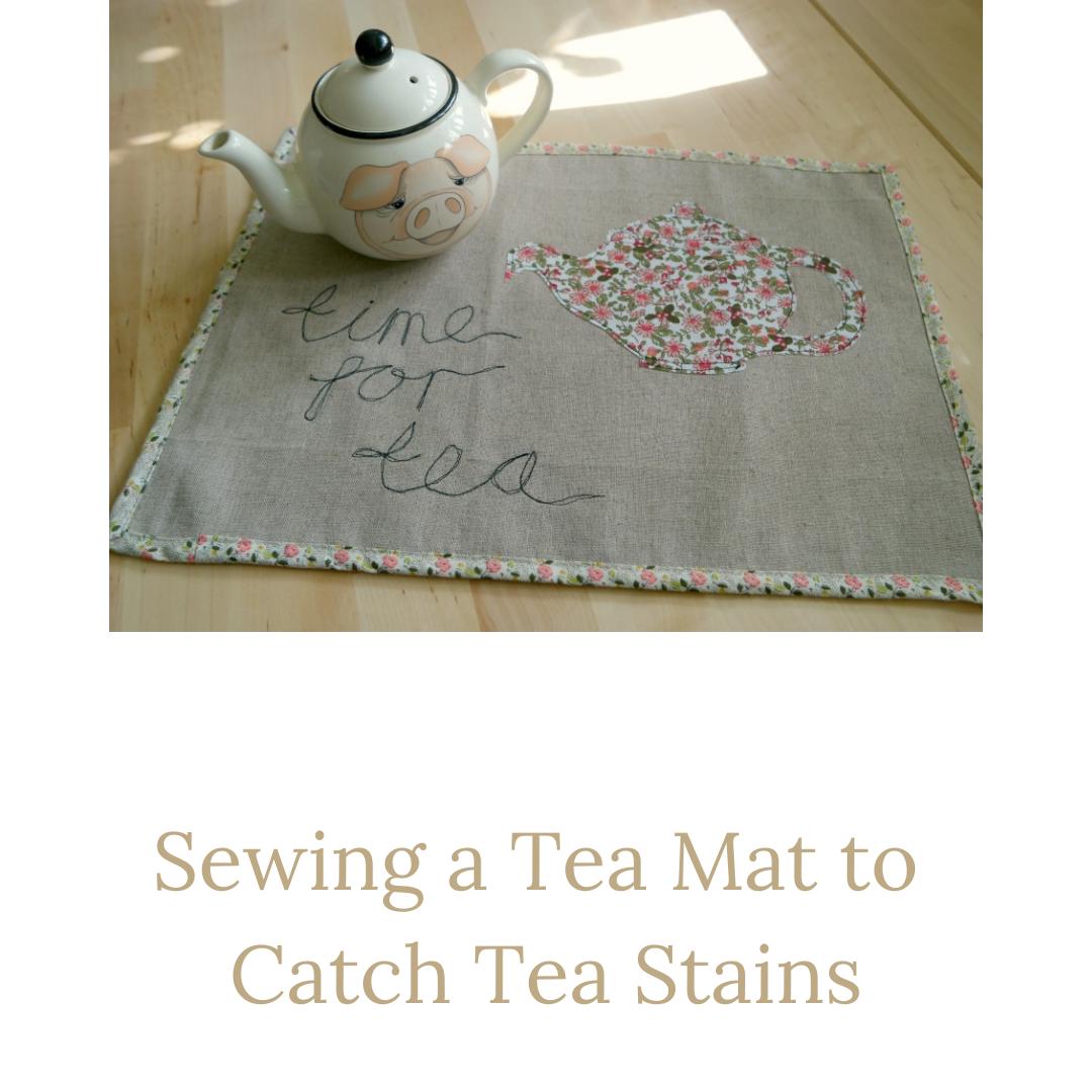 tea mat featured image