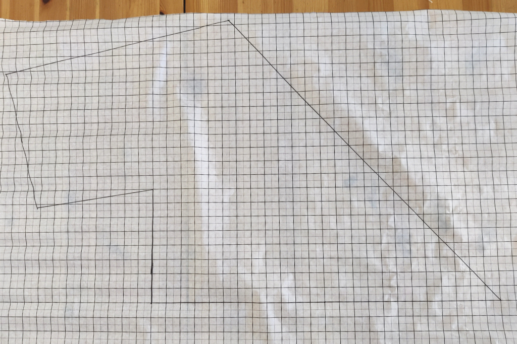 drafting bodice front